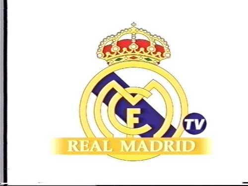Senderlogos for Real madrid tv